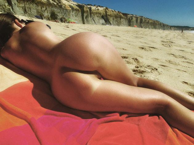 Fais l'amour à la plage avec Lou